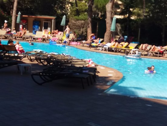 Childrens Pool Area Picture Of Golden Port Salou Salou TripAdvisor - Hotel golden port salou