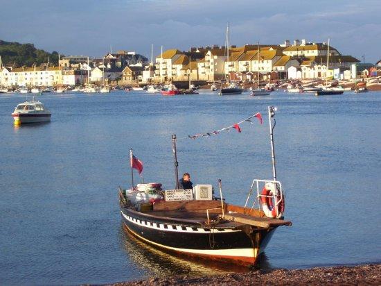 Teignmouth - Shaldon Ferry
