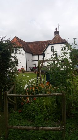 Chinnor, UK : View from the garden