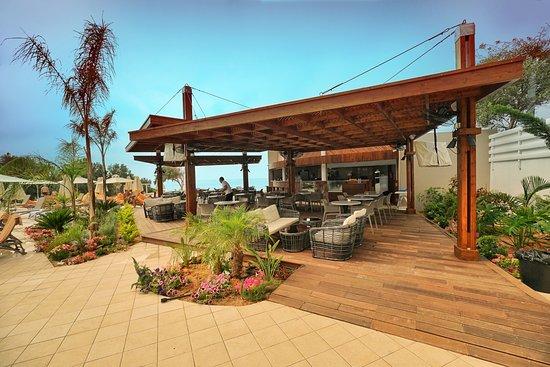 Melissi Beach Hotel & Spa: Kyma Pool Bar