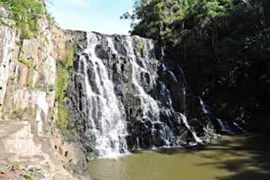 Sapopema, PR: Salto das orquideas