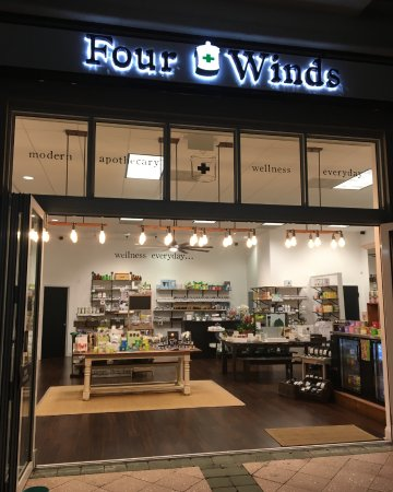 ‪Four Winds Modern Apothecary‬