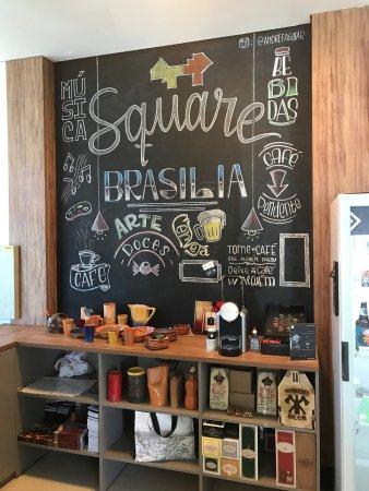 Square brasilia