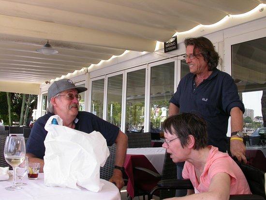 Modigliani: Michele kenne ich seit 1987!