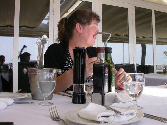 Modigliani: Die Frau von meinem Cousin. Auch ihr hats geschmeckt.