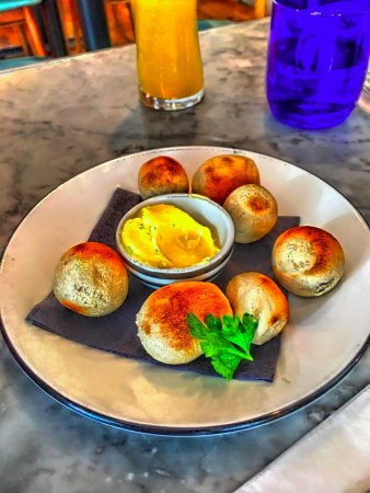 Adult Portion Of Dough Balls Picture Of Pizza Express