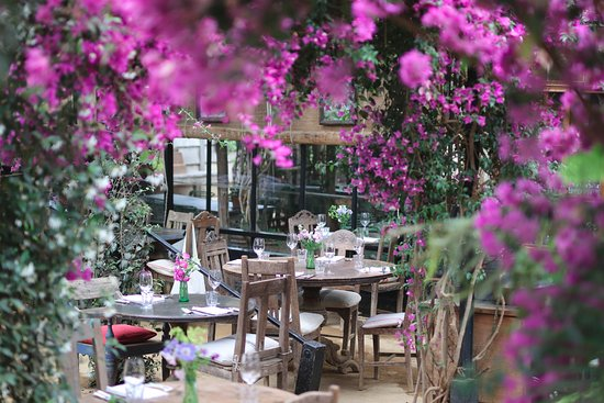 Petersham Nurseries Cafè: Immerse yourself in nature