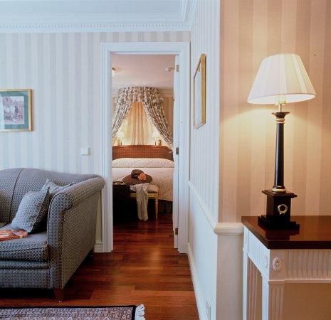 Stanhope Hotel: Business room