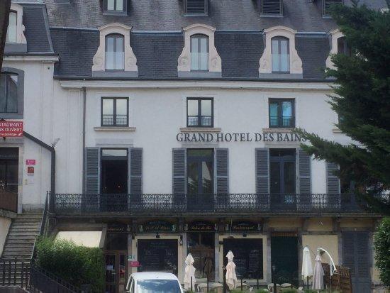 grand hotel des bains salins les bains france voir les tarifs et 122 avis. Black Bedroom Furniture Sets. Home Design Ideas