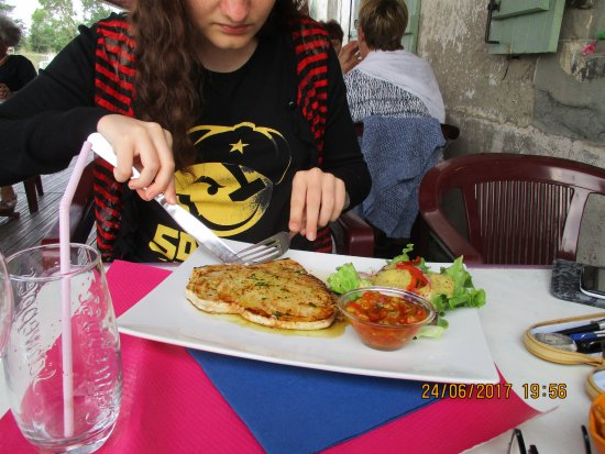 Bram, Frankrike: L'espadon