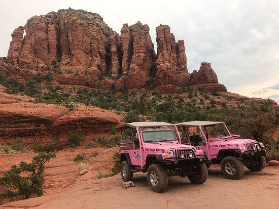 Pink Jeep Broken Arrow Tour Reviews