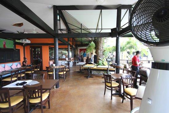 indoors - Picture of Mainland China Restaurant & Bar, Ocho ...