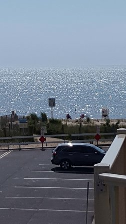 Bonita Beach Hotel: This photo is from our balcony!