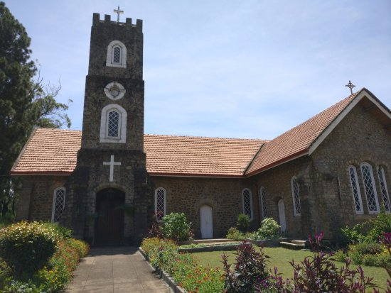 Anthony's Church: Church of Ascension Bandarawela