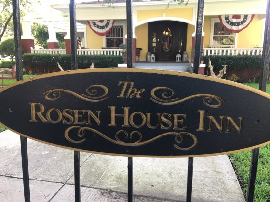 Rosen House Inn: photo0.jpg