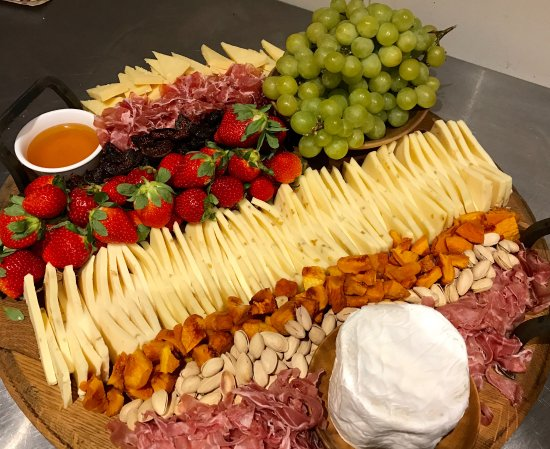 Windsor, VT: Our Custom Cheese Boards are fantastic for any occasion.
