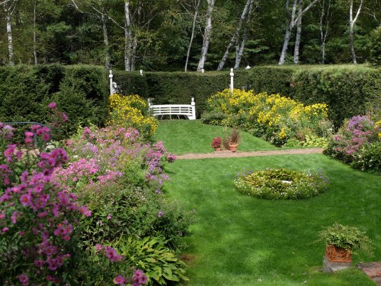 Cornish, NH: Saint-Gaudens Garden