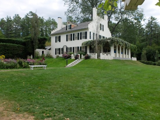 Cornish, Nueva Hampshire: Saint-Gaudens' House