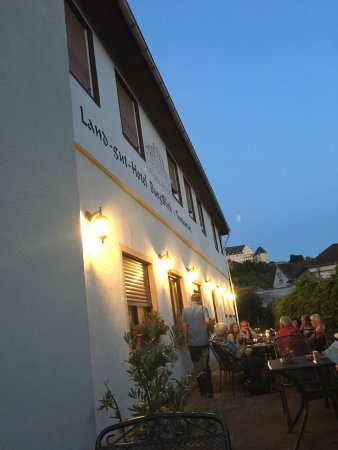 Hotel Burgblick Bad Munster
