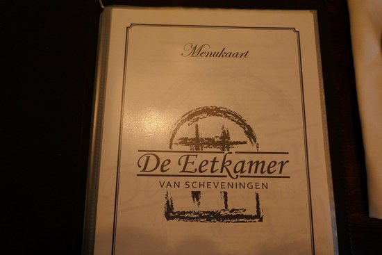 De Eetkamer van Scheveningen - Foto van De Eetkamer van Scheveningen ...