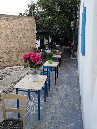 Tholaria, Amorgos, Grecia