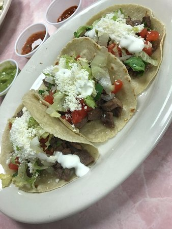 Salisbury, MD: Awesome tacos