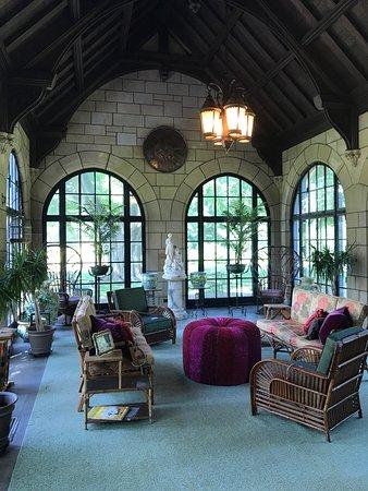 Rochester, MI: Meadow Brook mansion