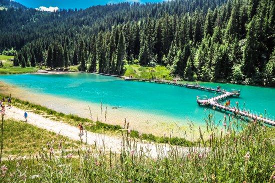 Lac de la Rosiere