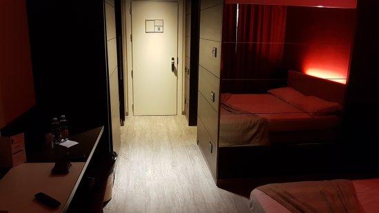 Lomazzo, อิตาลี: Zimmer im Motel
