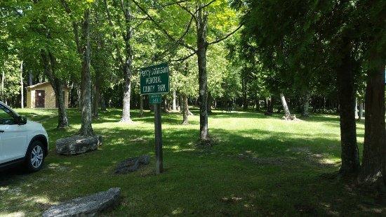 Percy Johnson County Park: : )