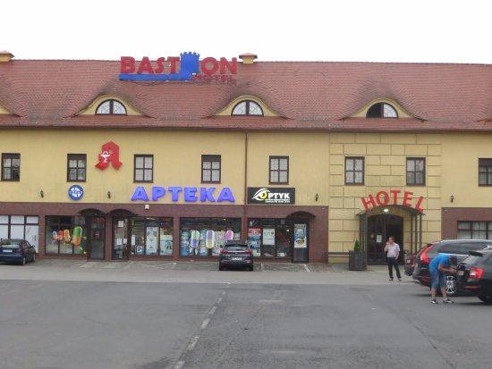 Bastion Hotel Bewertungen Fotos Preisvergleich Kostrzyn Nad