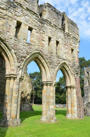 Much Wenlock, UK: Ruines