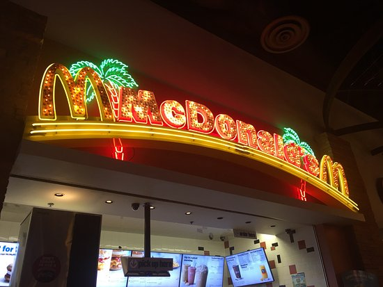 Fast Food Places On The Vegas Strip