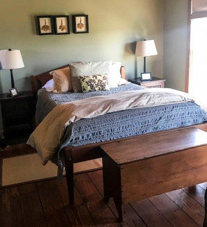 Mattituck, Estado de Nueva York: Vineyard West Guest Bedroom