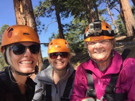 Denver Adventures: Three Generations--31 to 90!