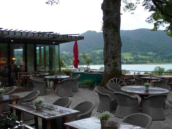 Gmund am Tegernsee, Germania: aber innen ist es gemütlich