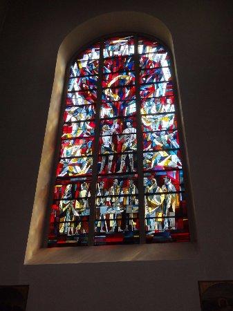 Todtnau - Kirche (vitraux)
