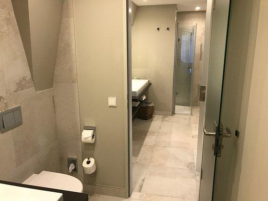 Senden, Γερμανία: Doppelbad mit Dusche