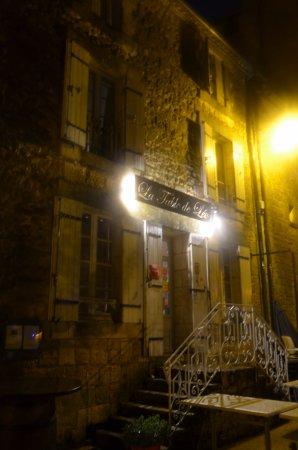Saint-Avit-Senieur, فرنسا: C'est là !