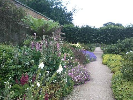 Bangor Castle, Walled Garden