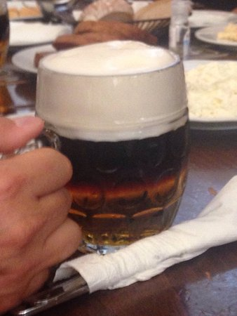 Prague Food Tour: This is only 1/10th of the fun.