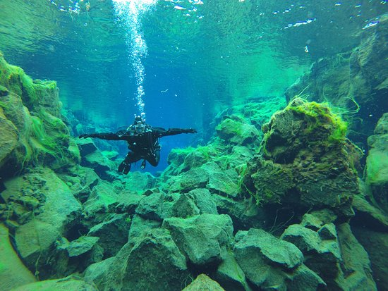 Hafnarfjordur, ไอซ์แลนด์: Hedinn took this picture!