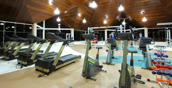 Recanto Cataratas Thermas Resort & Convention: Fitness Center 24h
