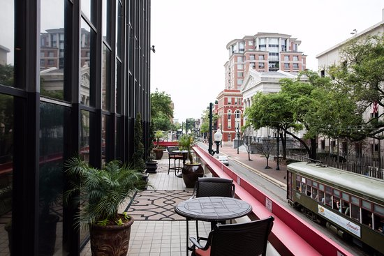 Blake Hotel New Orleans Reviews