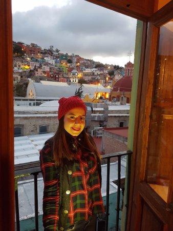 Hotel Antiguo Vapor : Vista de la habitacion