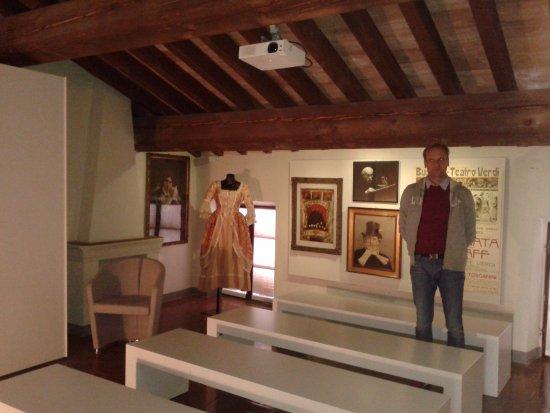 Casa natale di Arturo Toscanini: Altri cimeli dell'artista