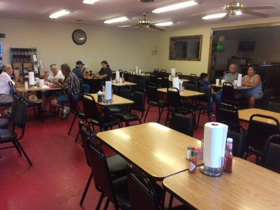 Alpine, TX: Dining Room