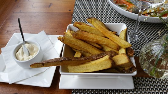 Eemnes, The Netherlands: de friten