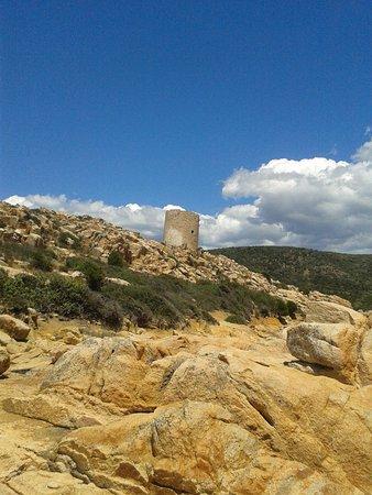 Teulada, Itália: la torre