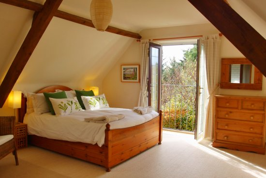 Ottery St. Mary, UK: Bramley cottage bedroom